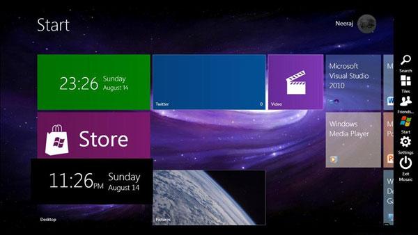 Newgen brings famous Metro UI to Windows 7 and Windows Vista