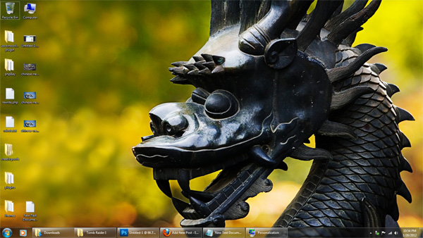 Chinese New Year Wallpaper 4