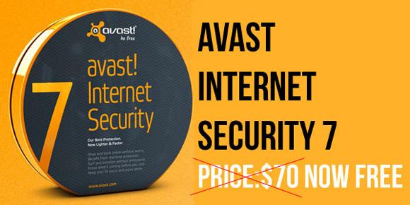 avast internet security freeware